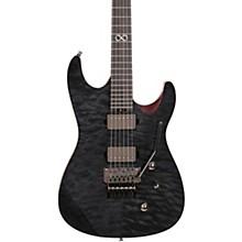 ML1 Norseman Electric Guitar Midgardsormen Svart
