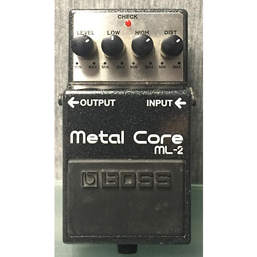 Boss ML2 Metal Core Distortion