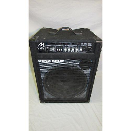 Genz Benz ML200 115T Bass Combo Amp