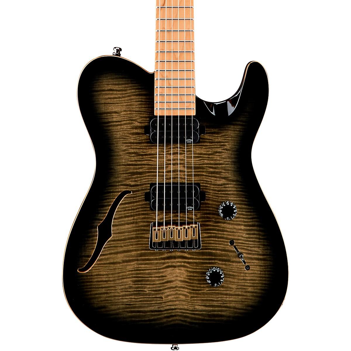 Chapman ML3 Pro Modern Semi-Hollow Electric Guitar