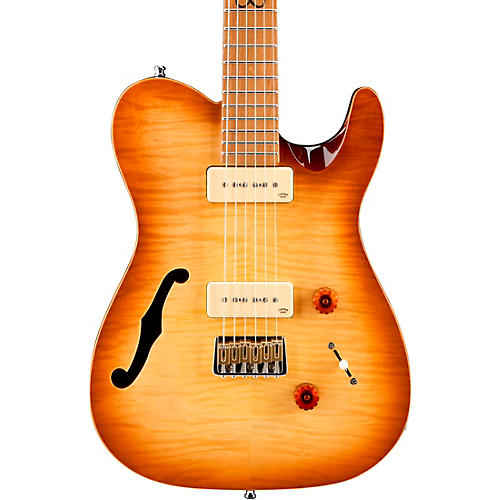 Chapman ML3 Pro Traditional Semi-Hollow Electric Guitar