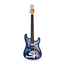MLB Northender Electric Guitar Los Angeles Dodgers