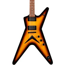 MLX Electric Guitar Transparent Brazilia Burst