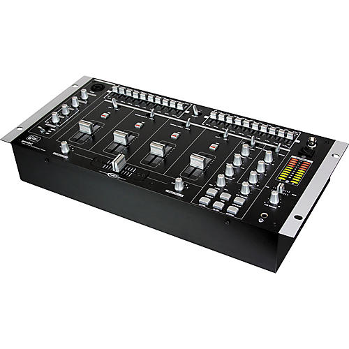 Gemini MM-2400 4-Channel Stereo DJ with EQ and Effects