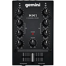 Gemini MM1 2 Channel Audio Mixer Level 1