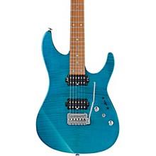 MM1 Martin Miller Signature Electric Guitar Level 2 Transparent Aqua Blue 190839782335