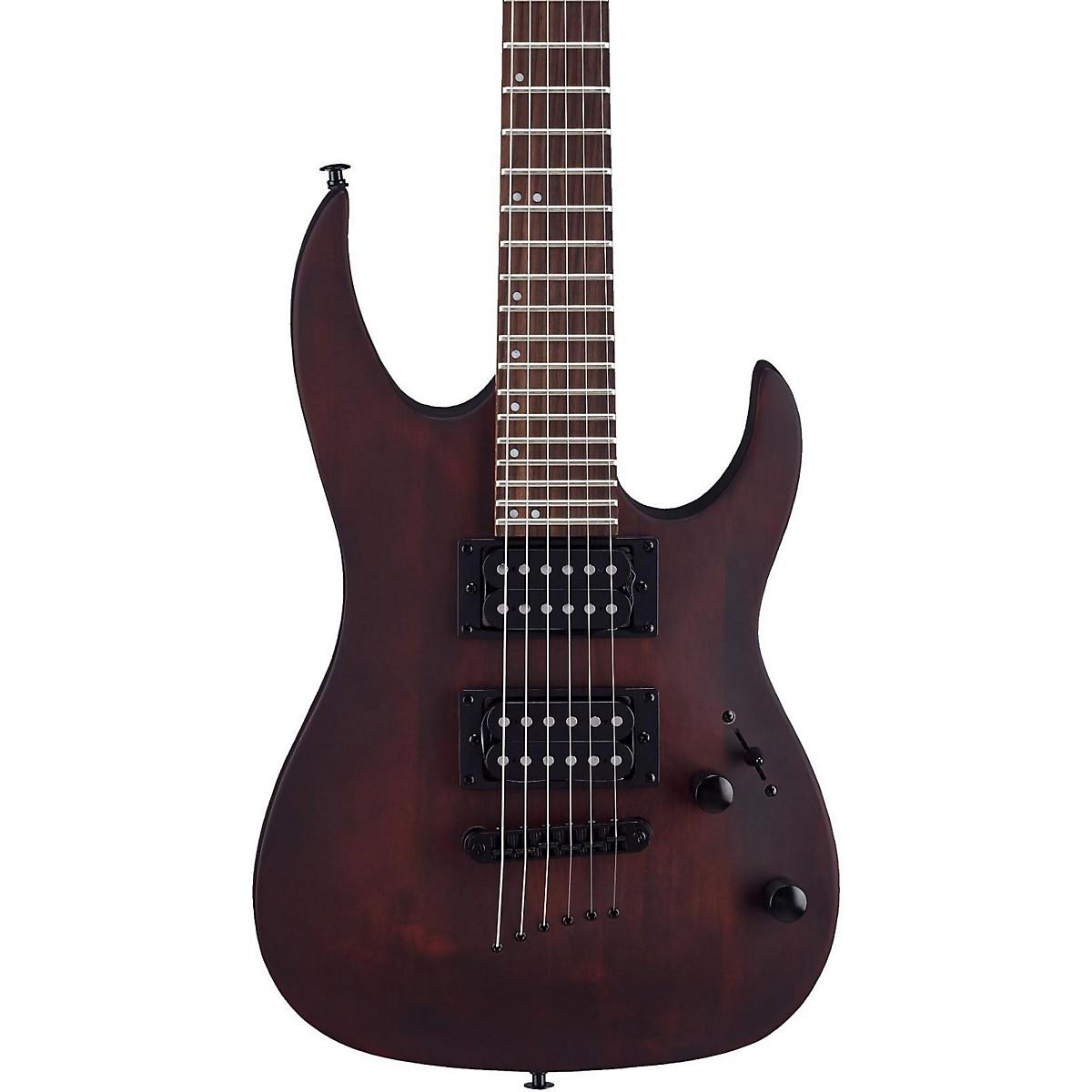 Mitchell MM100 Mini Double Cutaway Electric Guitar