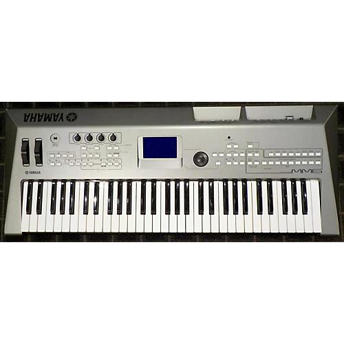 used yamaha mm6 mini mo 61 key keyboard workstation guitar center. Black Bedroom Furniture Sets. Home Design Ideas