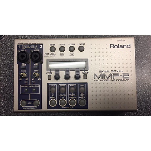Roland MMP-2 Multi Effects Processor