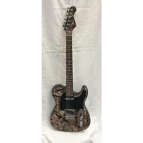 Indy Custom MO-TI Solid Body Electric Guitar