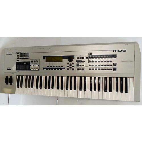 used yamaha mo6 keyboard workstation guitar center. Black Bedroom Furniture Sets. Home Design Ideas