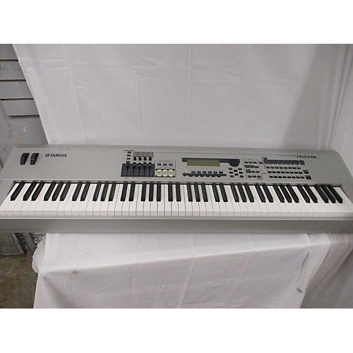 used yamaha mo8 88 key keyboard workstation guitar center. Black Bedroom Furniture Sets. Home Design Ideas