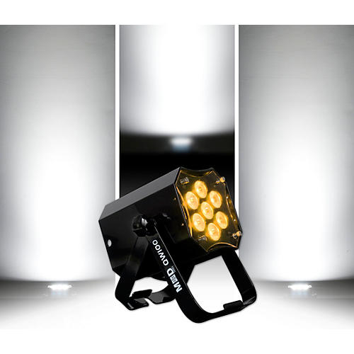 American DJ MOD100 QW100 15W RGBA LED Modular Series PAR Light