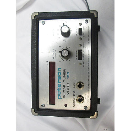 Peterson MODEL 100 Tuner Pedal