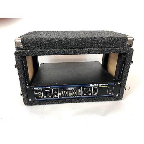 Hartke MODEL 3500 Tube Bass Amp Head