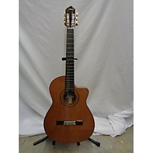Manuel Rodriguez MODEL D EXOTIC CUTAWAY Classical Acoustic Electric Guitar