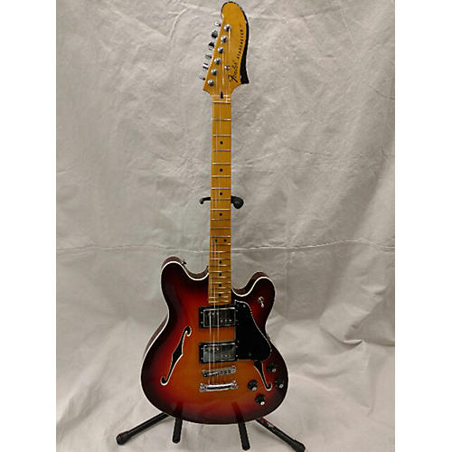 used starcaster by fender modern player starcaster hollow body electric guitar guitar center. Black Bedroom Furniture Sets. Home Design Ideas
