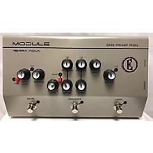 Eden MODULE TERRA NOVA Bass Effect Pedal