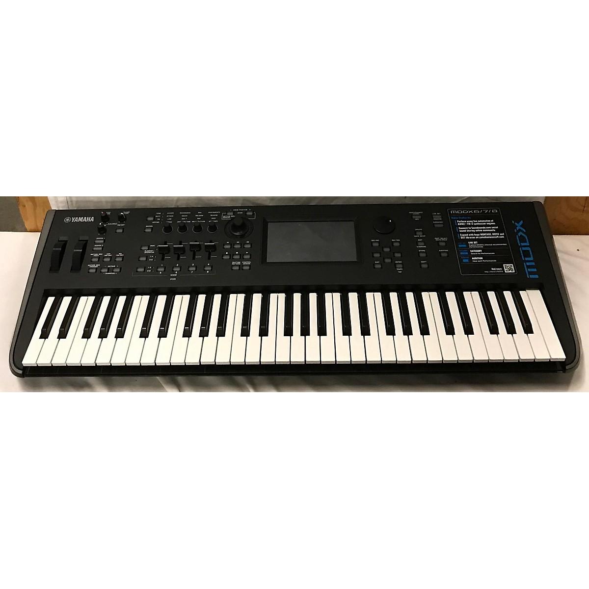 Yamaha MODX6 Synthesizer