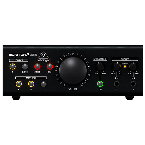 Behringer MONITOR2USB Monitoring Controller