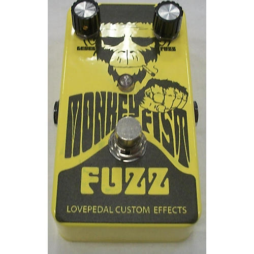 Lovepedal ,MONKEY FIST Effect Pedal
