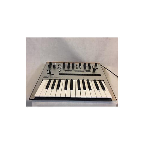used korg monologue synthesizer guitar center. Black Bedroom Furniture Sets. Home Design Ideas