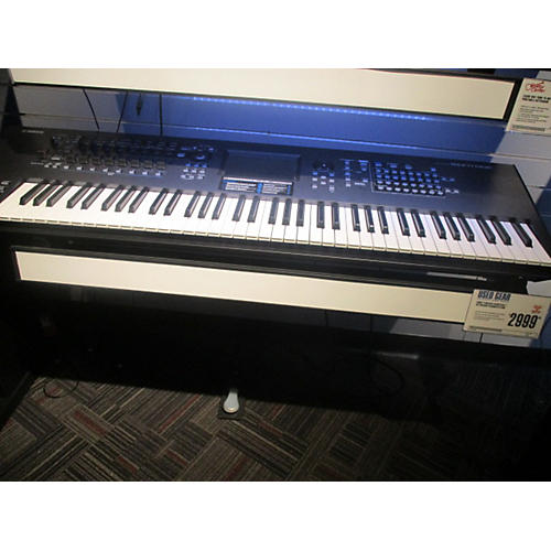 Used Keyboard Workstations : used montage 7 keyboard workstation guitar center ~ Vivirlamusica.com Haus und Dekorationen