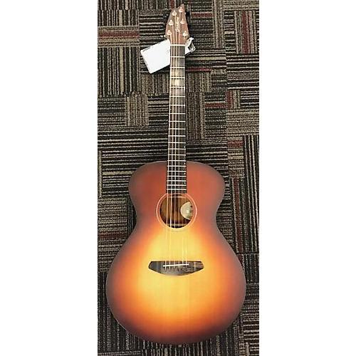Breedlove MOONLIGHT SITKA SPRUCE MAHOGANY ELEC SATIN SUNBURST Acoustic Electric Guitar