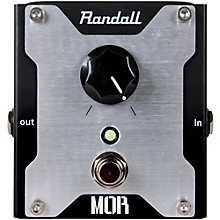 Randall MOR Boost Guitar Effects Pedal Level 1