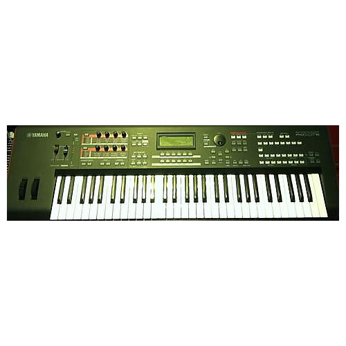 Yamaha MOX6 61 Key Keyboard Workstation