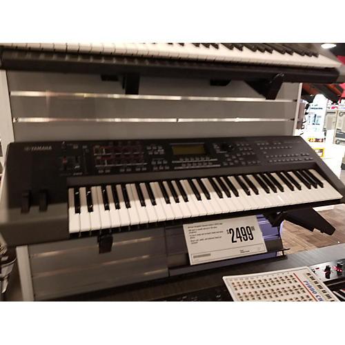 Yamaha MOX6 61 Key Keyboard Workstation