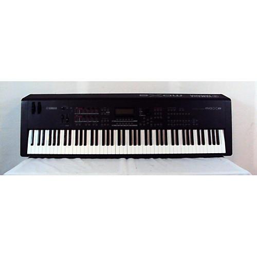 Used yamaha mox8 88 key keyboard workstation guitar center for Yamaha mox8 specs