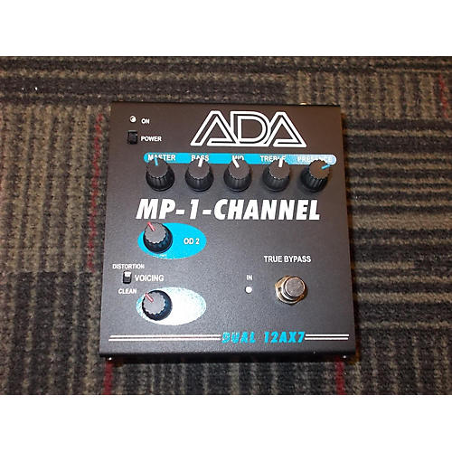 ADA Signal Processors MP-1-Channel Effect Pedal
