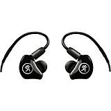 Mackie MP-240 Dual Hybrid Driver Professional In-Ear Monitors Black