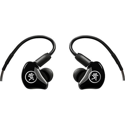 Mackie MP-240 Dual Hybrid Driver Professional In-Ear Monitors