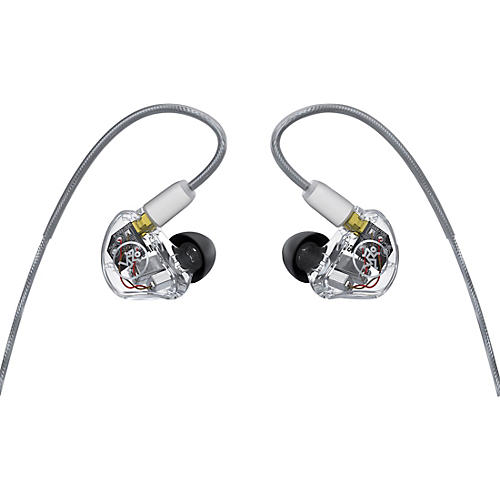 Mackie MP-460 In-Ear Monitors With Quad Balanced Armature