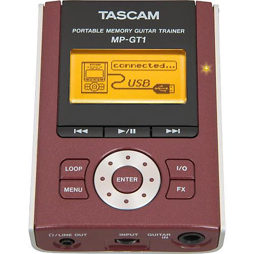 Tascam MP-GT1 Portable MP3 Guitar Trainer