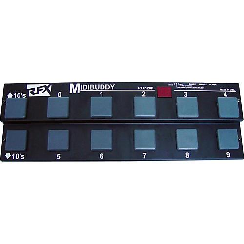 Rolls MP128 MIDI Buddy Pedal