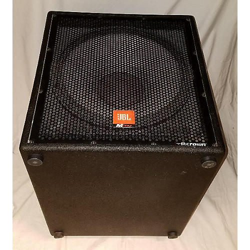JBL MP418SP Powered Subwoofer