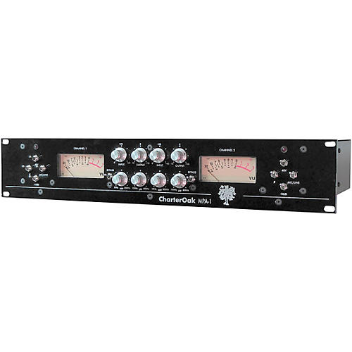 Charter Oak Acoustics MPA-1 Dual Channel Microphone Preamp