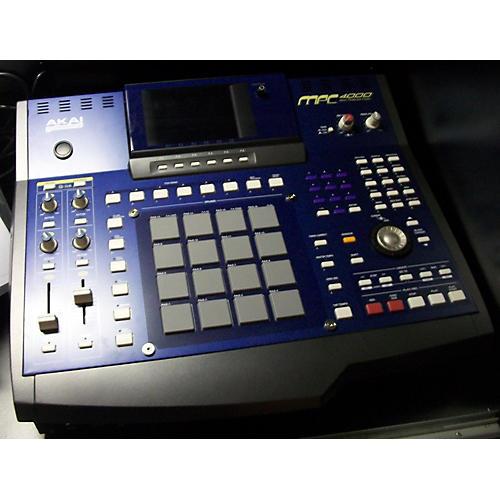 Used Akai Mpc : used akai professional mpc 4000 plus production controller guitar center ~ Vivirlamusica.com Haus und Dekorationen