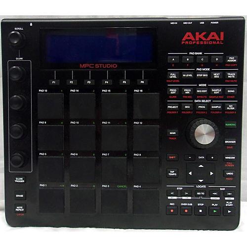 Used Akai Mpc : used akai professional mpc studio production controller guitar center ~ Vivirlamusica.com Haus und Dekorationen