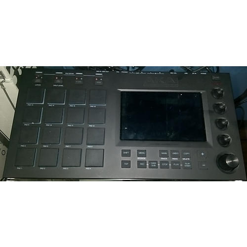 used akai professional mpc touch midi controller guitar center. Black Bedroom Furniture Sets. Home Design Ideas