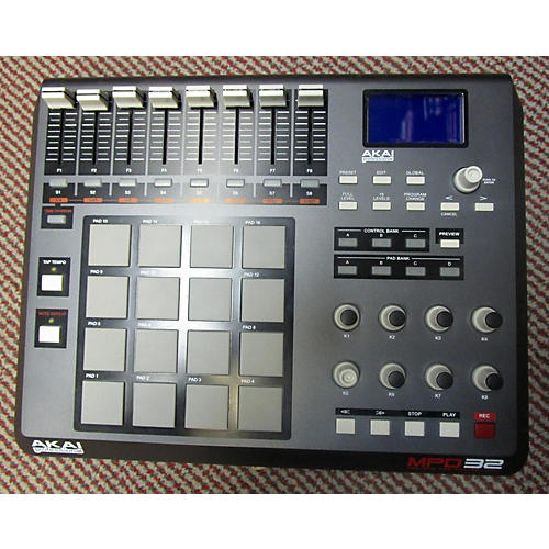 Akai Professional MPD32 Production Controller