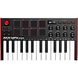 Akai Professional MPK Mini MK3 Keyboard Controller Black