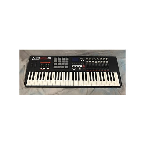In Store Used MPK61 Keyboard Workstation