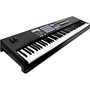 akai professional mpk88 keyboard and usb midi controller guitar center. Black Bedroom Furniture Sets. Home Design Ideas