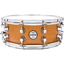 MPX Maple Snare Drum 14 in. x 5.5 in. Natural