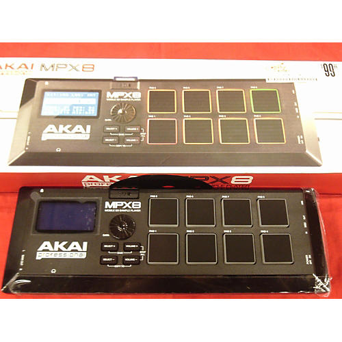 Akai Professional MPX8 Audio Interface
