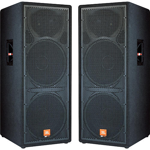 Jbl Mpro Mp225 Speaker System Pair Guitar Center